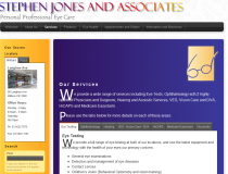 Stephen Jones and Associates - Personal Professional Eye Care